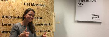 Start Communitymanager Ditte de Graaf