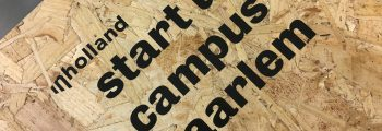 Oprichting Start Up Campus Haarlem